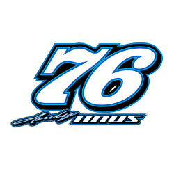 Andy Haus 76 Window Decal