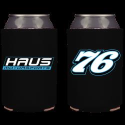 Haus Motorsports Koozie